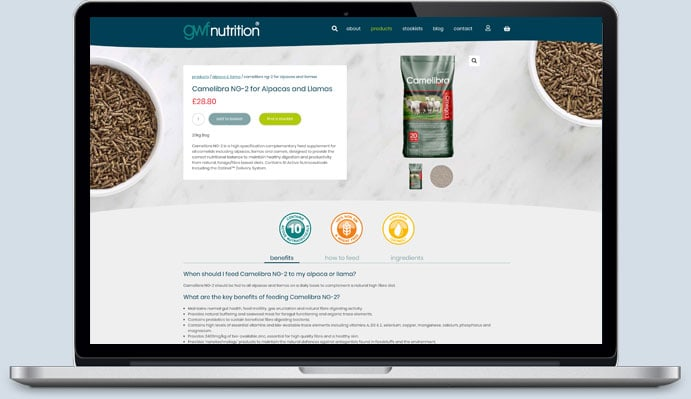 E-commerce web design solutions in Bath for WooCommerce, Shopify and Magento